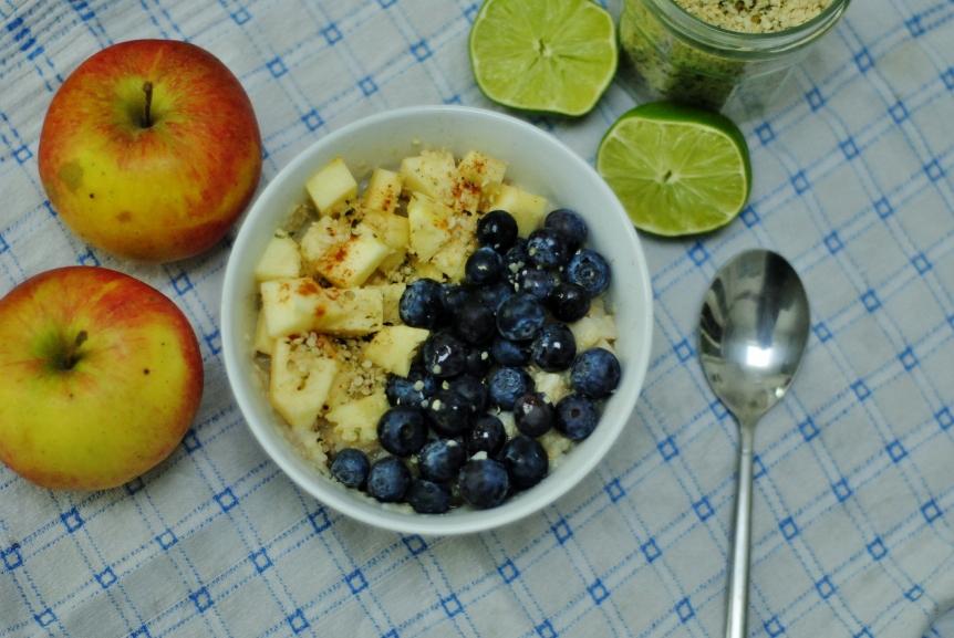 Porridge voor Elke Dag (Glutenvrij, Vegan &Suikervrij)