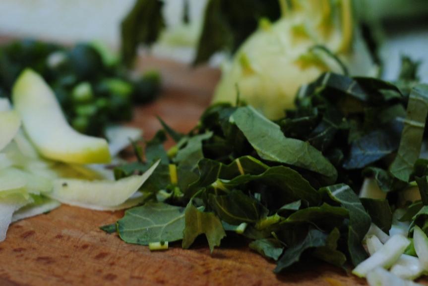 Groene Detox Noedel Bowl (vegan englutenvrij)