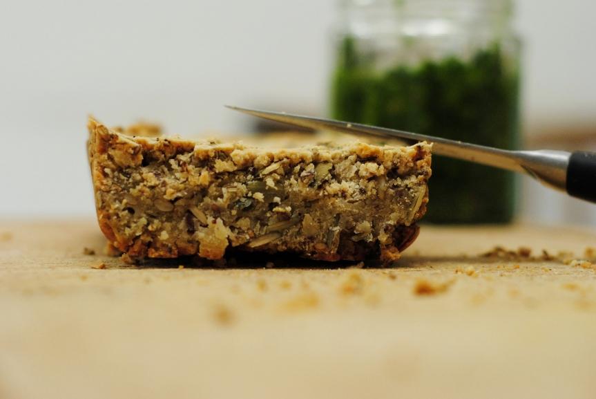 Super Zaden-Volkorenbrood (glutenvrij envegan)
