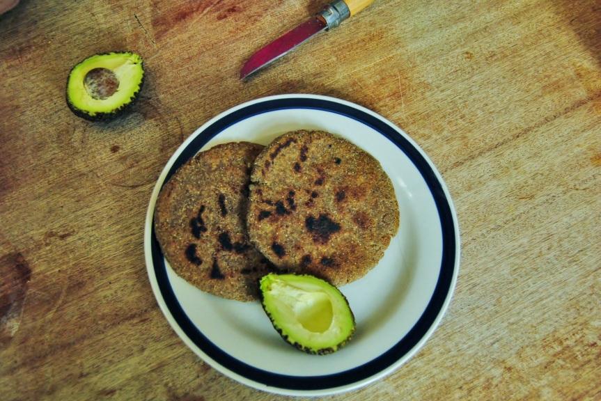 Volkoren Lijnzaad Chapati (Glutenvrij &Gistvrij)