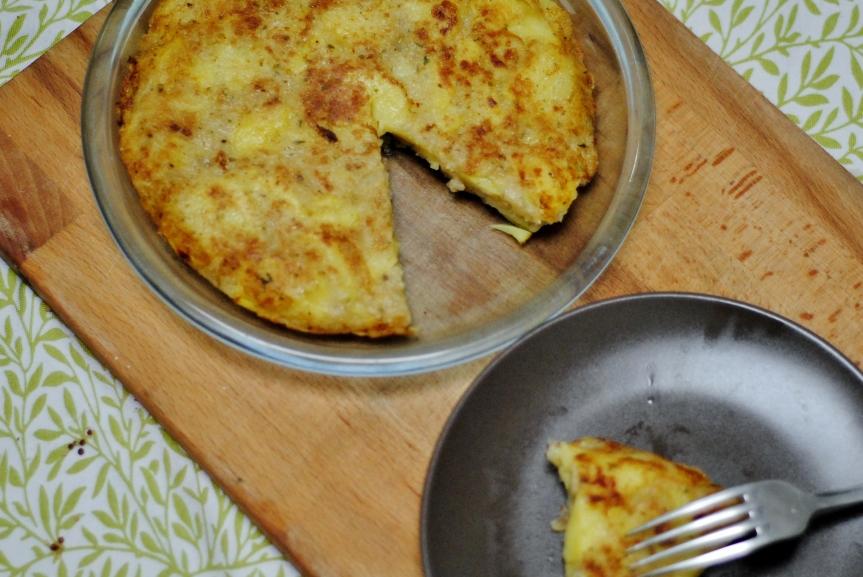 Ei zonder Ei: Vegan Aardappeltortilla