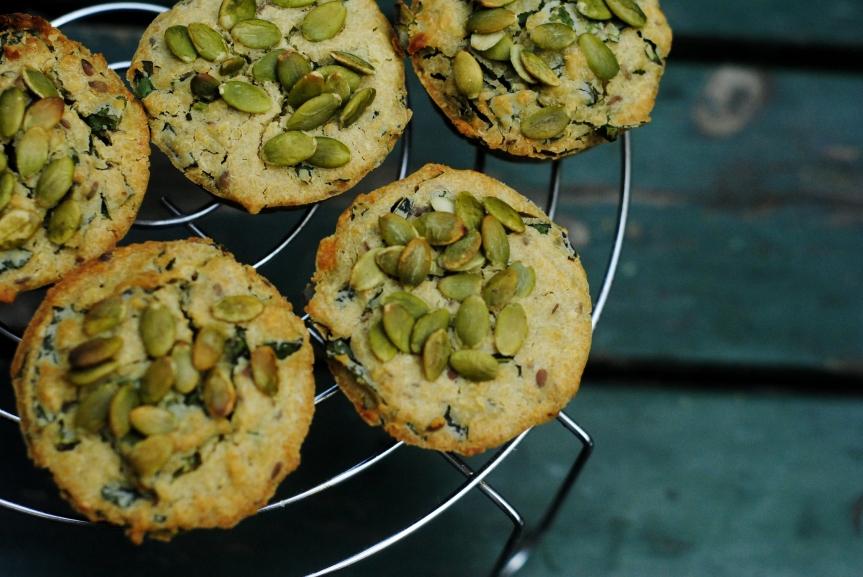 Hartige Broccoli Muffins (Vegan, Glutenvrij &Suikervrij)